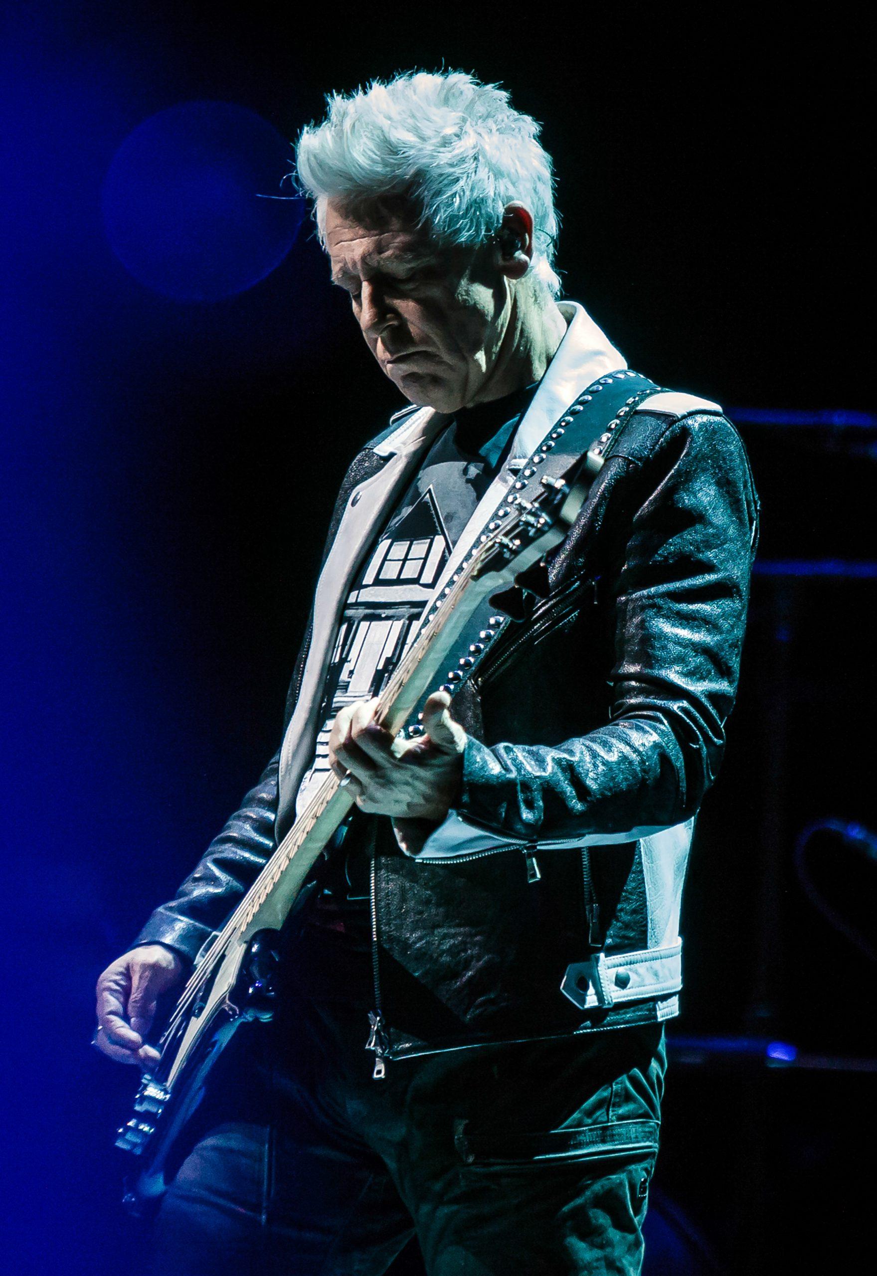 U2 Clayton