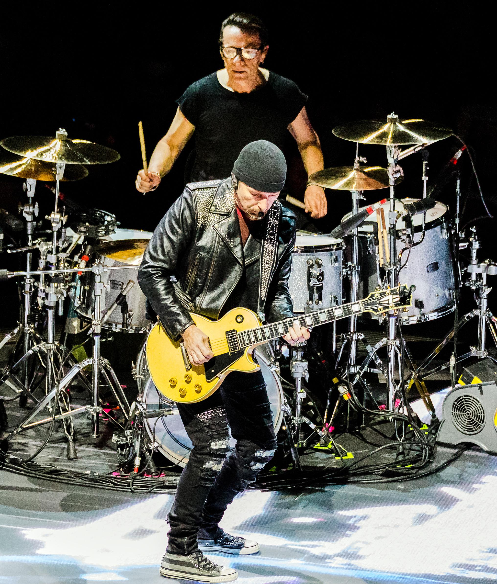U2 Eddge
